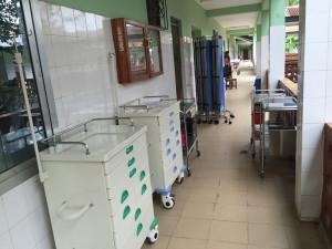 material enviado ebola