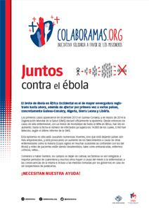 proyecto juntos contra el ebola